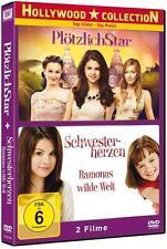 Plötzlich Star + Schwesterherzen - Selena Gomez Collection - 2 Filme DVD Neu/OVP