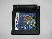 The Miracle of the Zone II Game Boy Color GBC Japan cartridge only
