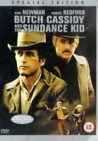 BUTCH CASSIDY AND THE SUNDANCE KID SPECIAL EDITION NEWMAN REDFORD FOX UK DVD NEW