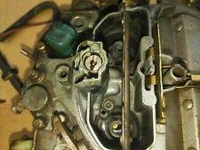 Carburetor-4BBL, Rochester 750 cfm CCC Quadrajet 87 MontE Carlo SS