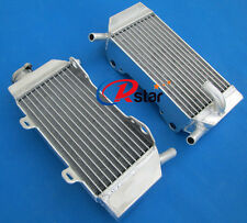 FOR HONDA CRF250 CRF250X CRF250R 2004-2009 2005 2006 2007 2008 ALUMINUM RADIATOR