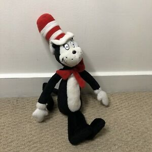 Dr. Seuss Cat In The Hat The Movie Plush Toy 2003