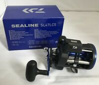Daiwa SL47LC5 4.2:1 Line Counter Right Hand Bait Reel From Japan F/S