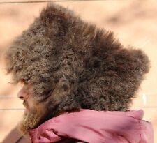 fur hat papaha papakha winter hat