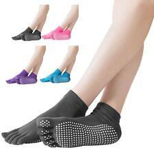 Yoga Socks Non Slip Pilates Massage  Exercise Gym  Fitness Women Sports