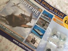 Build Your Own Spitfire Hachette Issue 2