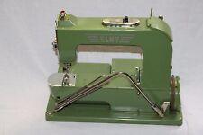 Rare et ancienne machine à coudre Elna sauterelle des années 50
