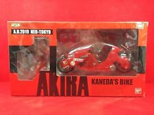 Used AKIRA Kaneda Bike Die Cast by Soul of Popinica PX 03 Anime Bandai F/S Japan