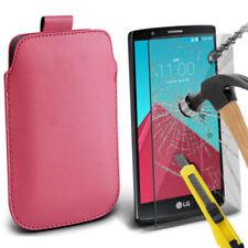 Cover e custodie rosa Per LG G4 in pelle per cellulari e palmari