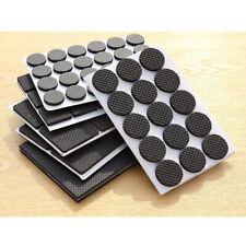 48x Self Adhesive Furniture Chair Protectors Feet Leg Pad Caps Floor Table Cov U