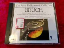 The Royal Phillharmonic Collection Bruch CD in good condition