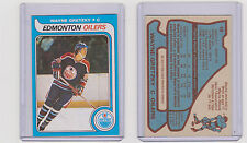1979-80 O-PEE-CHEE WAYNE GRETZKY ROOKIE REPRINT CARD RP RC NEAR MINT+ condition