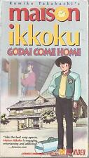 Maison Ikkoku Welcome To Maison Ikkoku VHS New Sealed  Rumiko Takahashi's