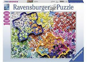 Ravensburger The Puzzler's Palette Puzzle 1000pc