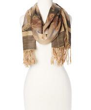 Pashmina Shawl Scarf Wrap Women Long Silk Blanket Oversized Cozy Cashmere Wool