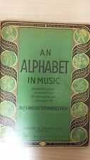 An Alphabet In Music: Favorite Pieces In Easiest Style: Piano: Music Score (E4)