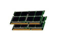 "8GB 2x4GB Memory PC3-8500 DDR3-1066MHz SODIMM MacBook Pro 13"" Aluminum Mid-2009"