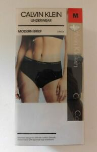 Calvin Klein 2 Pack  Ladies  Seamless Modern Brief Size MEDIUM Soft