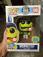 Funko Pop Webbly Tie Dye Jersey Funko Field Exclusive Everett Aquasox SGA 6/4/21