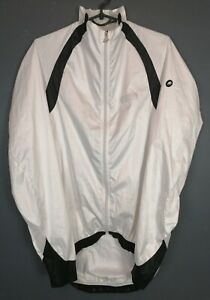 JACKET MEN ASSOS CAMPIONISSIMO SWITZERLAND CYCLING BICYCLE SHIRT JERSEY SIZE XL