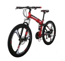 Dual suspension mountain bike 21 speed shifting 26 inch magnesium 3