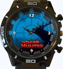 Deer Hunter Sport Lover New Trendy Sports Series Unisex Gift Wrist Watch