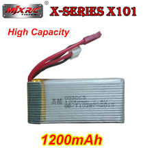1pcs 7.4V 1200mAh Lipo Battery JST Plug For MJX X101 YiZhan Tarantula X6 Drone