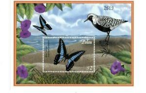 Palau - 2001 - Butterflies - Souvenir Sheet - MNH