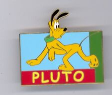 Da Disney Auctions Dog Pluto Walking Attention Diverted Name Series Le 250 Pin