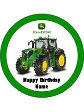 John Deere Birthday Party Cakes Cake Supplies For Sale Ebay
