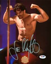 Joe Manganiello Magic Mike Authentic Signed 8X10 Photo Autographed PSA/DNA ITP