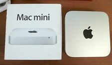 Apple Mac mini Core I5 A1347 2,3Ghz / 16 Gb / SSD 512 Gb / OsX Catalina 10.15.5