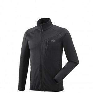 Millet Seneca Tecno II Jacket M noir, veste polaire technique homme 2020