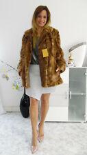 Pelzmantel Nerzmantel Echt Pelz Mink Fur coat pelliccia visone vison Fourrure