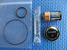 Battery Kit For Oceanic OC1 Dive Computer Receiver & Transmitter Complete, NEW
