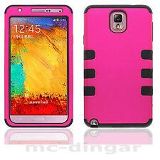 Colorful Heavy Duty Hybrid Rugged Tuff Case Cover For Samsung Galaxy Note3 N9005