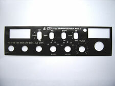 JENTEC COBSCAN COBRA TRANSCEIVER MKV FACE PLATE - FITS SUPERSTAR 3900 BEZEL