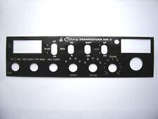 Jentec cobscan Cobra émetteur-récepteur mkv Visage Plaque-Convient superstar 3900 lunette