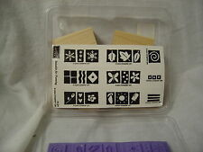 """NEW Stampin Up """"Suitable for Framing """" 9 Stamps - """"Combine Shipping""""  50+ Sets"""
