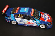 Greg Murphy signed model car - SGR VE Commodore 2008 - 1:18 Scale +  C.O.A.