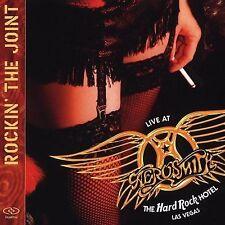 Aerosmith - Rockin' the Joint (CD + DVD, Dualdisc) Free Ship #0518DO