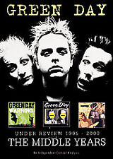 Green Day - Under Review: 1995-2000 - The Middle Years - DVD All Regions