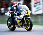 Barry Sheene Motogp Legend GB7 10x8 Photo