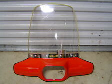 Vintage Yamaha scooter  motorcycle Fairing and Windshield