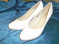 Buffalo - Damen-Schuhe (Pumps) - Gr. 41 - weiß