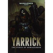 Very Good 1849709114 Hardcover Yarrick: Pyres of Armageddon Annandale, David