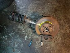 08 BMW Mini R56 Cooper 1.6 Front Left N/S Spring Strut Leg Brake Suspension Hub
