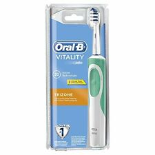 Braun Oral-B vitalité Trizone Brosse À Dents Électrique Minuterie 2 Minutes