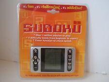 Sudoku Handheld Electronic Game Brand New Sealed