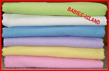 Cotton Fitted Sheet for Cot/Cot Bed/Toddler 40x90 60x120 70x140 70x160 80x160